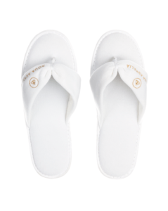 "Velours Slipper ""Spa de Luxe"""