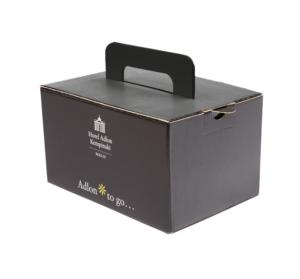 Lunchbox mit Tragegriffen