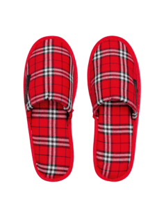 "Baumwollslipper ""Exclusive Closed"""