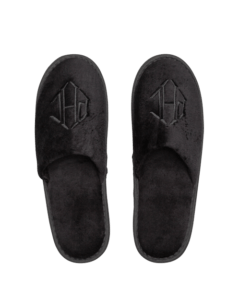 "Velours Slipper ""Exclusive Closed"""