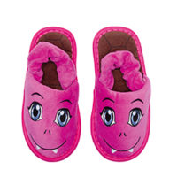 "Kids Monster-Slipper ""pink"""