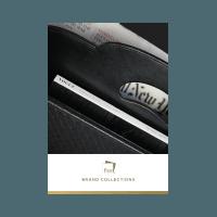 Lederwaren Leather Goods Flyer