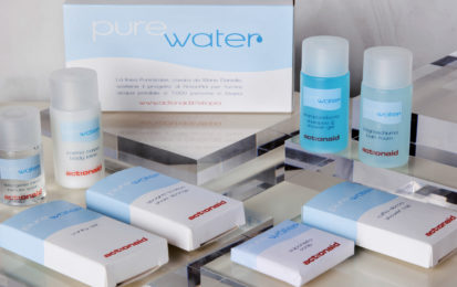 Pure Water Cosmetic, Pure Water Kosmetik