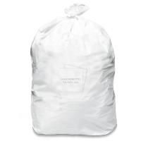 Wäschebeutel aus LDPE Kordelzug