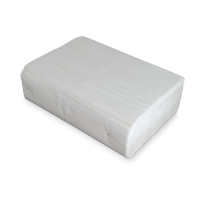 Handtuch hochweiß 2-lagig