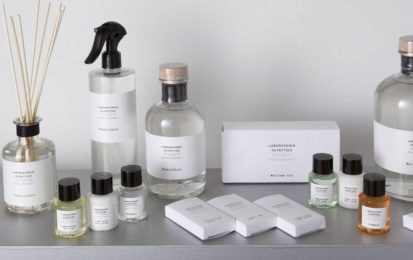 Kosmetikserie Laboratorio Olfattivo