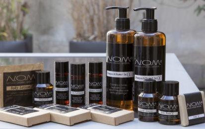 Kosmetikserie Nomè