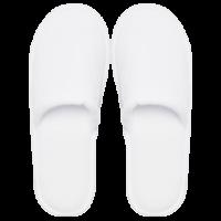 Frottee Comfort Closed, weiß, 31cm