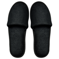 Frottee Comfort open, schwarz, 30cm