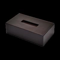 Kosmetiktuchbox braun