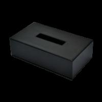 Kosmetiktuchbox schwarz