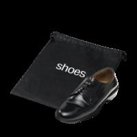 Schuhbeutel Non Woven schwarz