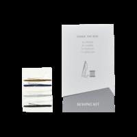 Sewing Kit Design Line Grey