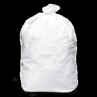 Wäschebeutel LDPE mit Aufreißperforation