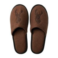 Eventslipper_Oh Deer brown