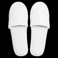 Frottee Comfort Open, weiß, 31cm
