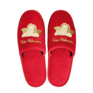 Engel Raphael Weihnachtsslipper