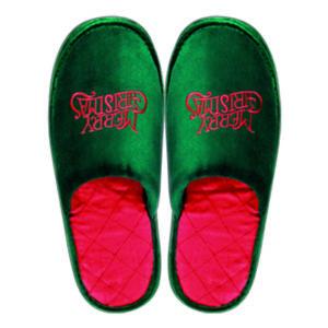 Merry Christmas Slipper