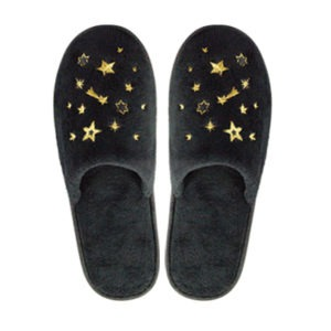 Starlight Slipper schwarz