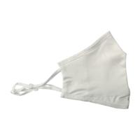 Textile Mund-Nasen-Maske weiß